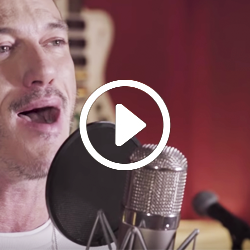 Luke Evans – Bring Him Home (Live at Dean St. Studios)